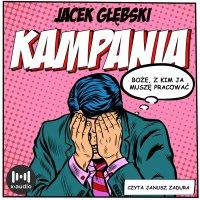 Kampania - Jacek Głębski - audiobook