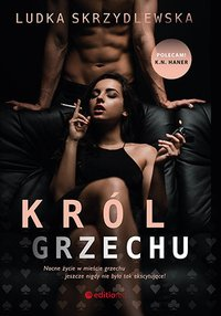 Król grzechu - Ludka Skrzydlewska - audiobook