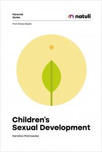 Children's sexual development - Karolina Piotrowska - ebook