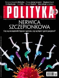 Polityka nr 12/2021 - Opracowanie zbiorowe - eprasa