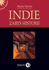 Indie. Zarys historii - Boivin Michel - ebook