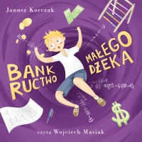 Bankructwo małego Dżeka - Janusz Korczak - audiobook