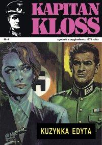 Kapitan Kloss. Kuzynka Edyta. Tom 4 - Andrzej Zbych - ebook