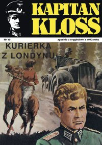 Kapitan Kloss. Kurierka z Londynu. Tom 10 - Andrzej Zbych - ebook