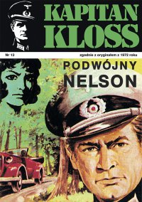 Kapitan Kloss. Podwójny Nelson. Tom 13 - Andrzej Zbych - ebook
