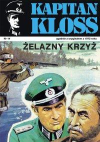 Kapitan Kloss. Żelazny krzyż. Tom 14 - Andrzej Zbych - ebook