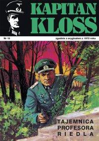 Kapitan Kloss. Tajemnica profesora Riedla. Tom 15 - Andrzej Zbych - ebook