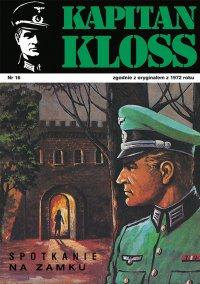 Kapitan Kloss. Spotkanie na zamku. Tom 16 - Andrzej Zbych - ebook