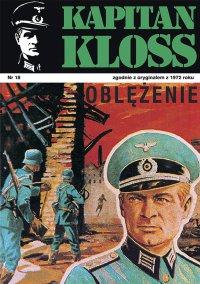 Kapitan Kloss. Oblężenie. Tom 18 - Andrzej Zbych - ebook