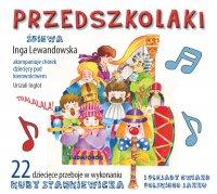 Przedszkolaki - Opracowanie zbiorowe - audiobook