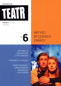 Teatr 6/2020 - Opracowanie zbiorowe - eprasa