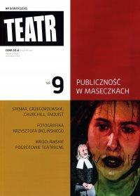Teatr 9/2020 - Opracowanie zbiorowe - eprasa
