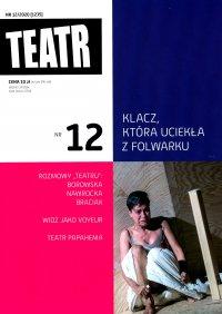 Teatr 12/2020 - Opracowanie zbiorowe - eprasa