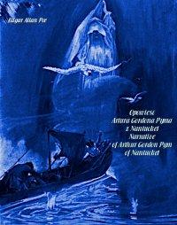 Opowieść Artura Gordona Pyma z Nantucket. Narrative of Arthur Gordon Pym of Nantucket - Edgar Allan Poe - ebook