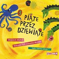 Piąte przez dziewiąte - Roksana Jędrzejewska-Wróbel - audiobook