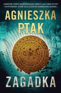Zagadka - Agnieszka Ptak - ebook