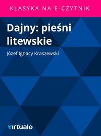 Dajny: pieśni litewskie