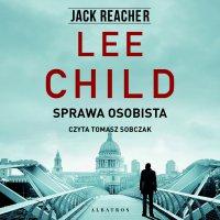 Sprawa osobista - Lee Child - audiobook