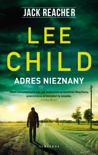 Adres nieznany - Lee Child - ebook