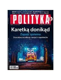 Polityka nr 15/2021 - Opracowanie zbiorowe - audiobook