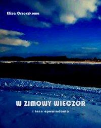 W zimowy wieczór i inne opowiadania - Eliza Orzeszkowa - ebook