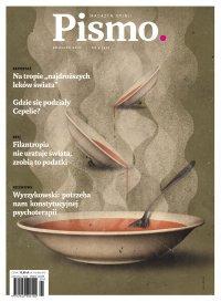Pismo. Magazyn Opinii 04/2021 - Karolina Lewestam - audiobook