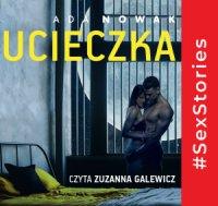 Ucieczka - Ada Nowak - audiobook