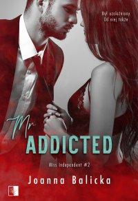 Mr Addicted - Joanna Balicka - ebook