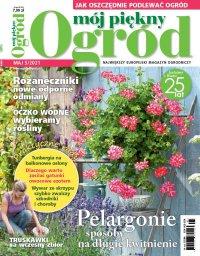 Mój Piękny Ogród 5/2021 - Opracowanie zbiorowe - eprasa