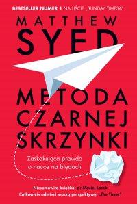 Metoda czarnej skrzynki - Matthew Syed - ebook