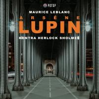 Arsène Lupin kontra Herlock Sholmes - Maurice LeBlanc - audiobook