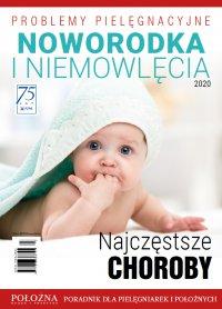 Problemy pielęgnacyjne noworodka i niemowlęcia. Najczęstsze choroby - Praca zbiorowa - ebook