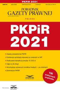 PKPIR 2021 - Opracowanie zbiorowe - ebook