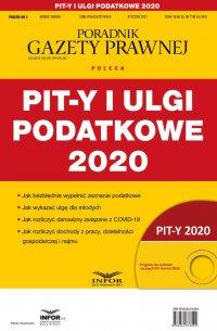 PIT-y i ulgi podatkowe 2020 - Opracowanie zbiorowe - ebook