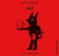 Niż - Maciej Topolski - audiobook