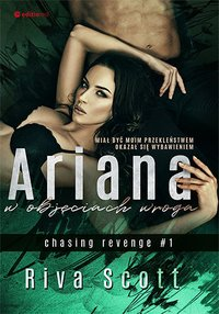 Ariana w objęciach wroga - Riva Scott - ebook