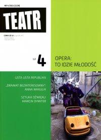 Teatr 4/2021 - Opracowanie zbiorowe - eprasa