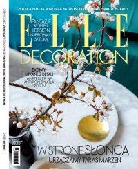 Elle Decoration 3/2021 - Opracowanie zbiorowe - eprasa