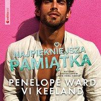 Najpiękniejsza pamiątka - Penelope Ward - audiobook