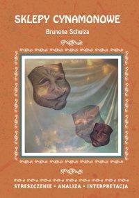 Sklepy cynamonowe Brunona Schulza. Streszczenie, analiza, interpretacja - Zofia Masłowska - ebook