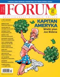 Forum nr 10/2021 - Opracowanie zbiorowe - eprasa