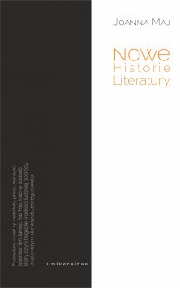 Nowe Historie Literatury - Joanna Maj - ebook