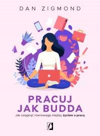 Pracuj jak Budda. Jak osiągnąć równowagę między życiem a pracą - Dan Zigmond - ebook