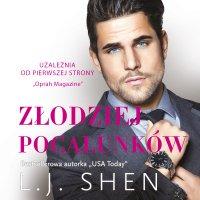 Złodziej pocałunków - L.J. Shen - audiobook