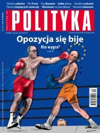 Polityka nr 20/2021 - Opracowanie zbiorowe - eprasa