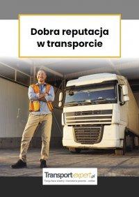 Dobra reputacja w transporcie - Adam Janus - ebook
