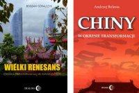Chińska transformacja. Pakiet 2 książki - Bogdan Góralczyk - ebook