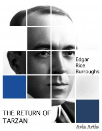 The Return of Tarzan - Edgar Rice Burroughs - ebook