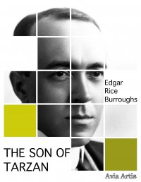 The Son of Tarzan - Edgar Rice Burroughs - ebook