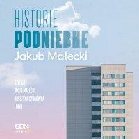 Historie podniebne - Jakub Małecki - audiobook
